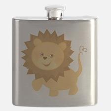 Unique Kid design Flask