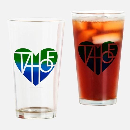 Cute Reno Drinking Glass