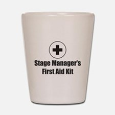 Stage Manager Shot Glass