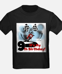 Unique 9th birthday T