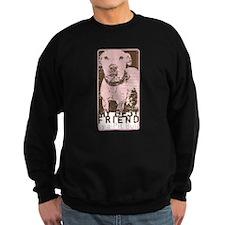 Cute Pittbull Sweatshirt