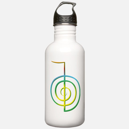 Funny Alternative medicine Sports Water Bottle
