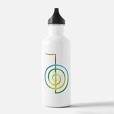 Unique Reiki symbols Water Bottle