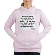 Cool Novelist Women's Hooded Sweatshirt