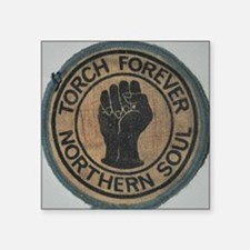 TORCH FOREVER NORTHERN SOUL Sticker