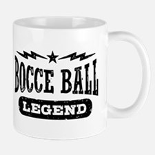 Bocce Ball Legend Small Small Mug
