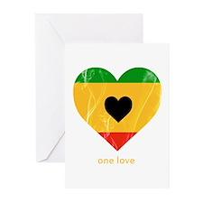 Cute Love weed Greeting Cards (Pk of 20)