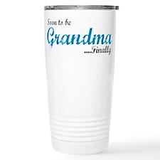Funny Granddaughter Stainless Steel Travel Mug