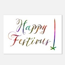 Happy FESTIVUS™ Postcards (Package of 8)