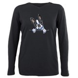 Boston terrier Long Sleeve T Shirts