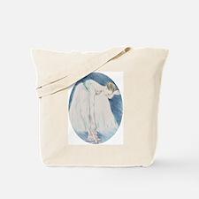 Ballet Lesson 2 Tote Bag