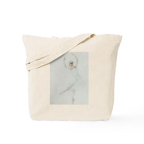 La Fille Mal Garde Tote Bag