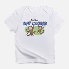 Cute Monkey baby Infant T-Shirt