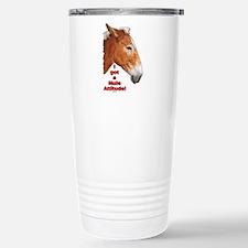 Cool Donkey Travel Mug