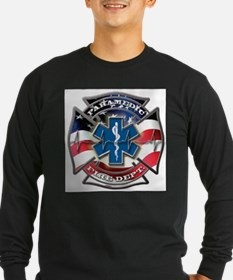 American Paramedic Long Sleeve T-Shirt
