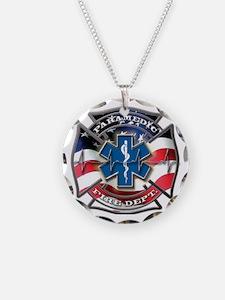 American Paramedic Necklace