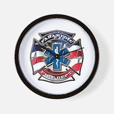 American Paramedic Wall Clock