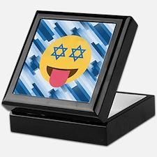 Cute Judaism Keepsake Box