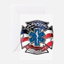 American Paramedic Greeting Cards