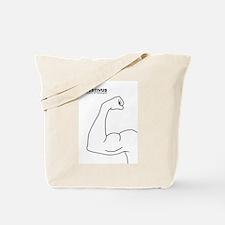 festivus feats of strength Tote Bag