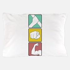 festivus illustrated Pillow Case