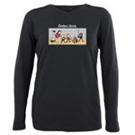 OOTS (Upgraded) Plus Size Long Sleeve Tee