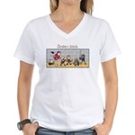 OOTS (Upgraded) Women's V-Neck T-Shirt