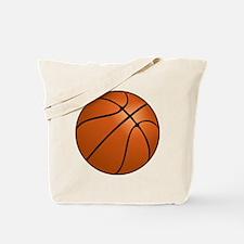 Cute Basketball coach Tote Bag