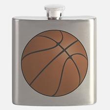 Unique Hoops Flask