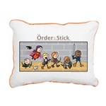 OOTS (Upgraded) Rectangular Canvas Pillow