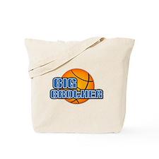 Big Brother Basketball Tote Bag