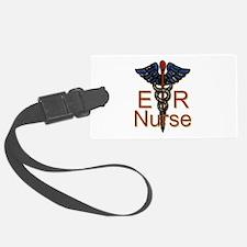 ER Nurse Luggage Tag