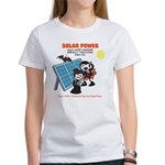 Solar vs. Vampires Women's T-Shirt
