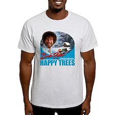 Funny Happy trees T-Shirt