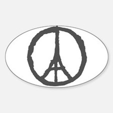 Pray for Paris Decal