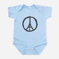 Pray for Paris Body Suit