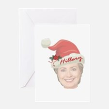 Hillary Clinton Holiday Greeting Cards