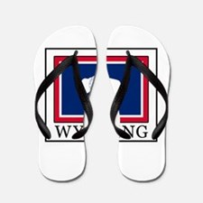 Wyoming Flip Flops