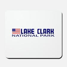 Lake Clark National Park Mousepad