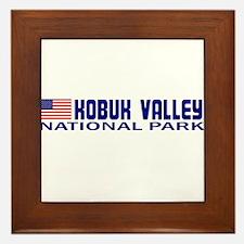 Kobuk Valley National Park Framed Tile