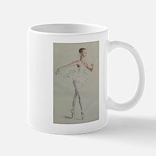 Ballet Lesson 1 Mug