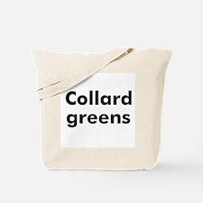 Collard greens  Tote Bag