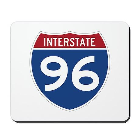 Interstate 96 Mousepad