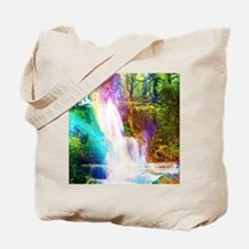 Cute Waterfall Tote Bag