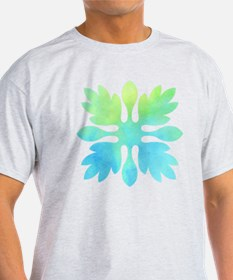 Cool Hawaiian quilt T-Shirt