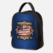 2nd Wisconsin Volunteers Neoprene Lunch Bag