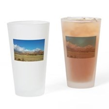 Ghost Ranch by AmyB Drinking Glass