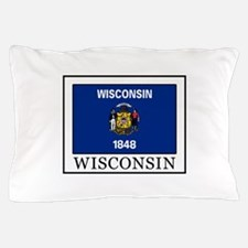 Wisconsin Pillow Case