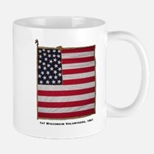 National color, 1st Wisc, 90- Mug