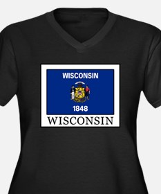Wisconsin Plus Size T-Shirt